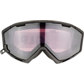 Alpina Panoma S Magnetic Q+S S1+S3 Goggles Damen black matt/black